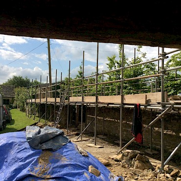 Listed Building Work in Fulbrook