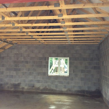 Garage Development in Great Wolford