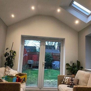 Single Storey Extension & Refurbishment in Stratford-upon-Avon