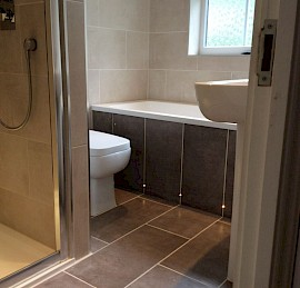 New Bathroom in Shipston-on-Stour