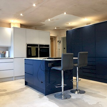 Kitchen Extension in Stratford-upon-Avon